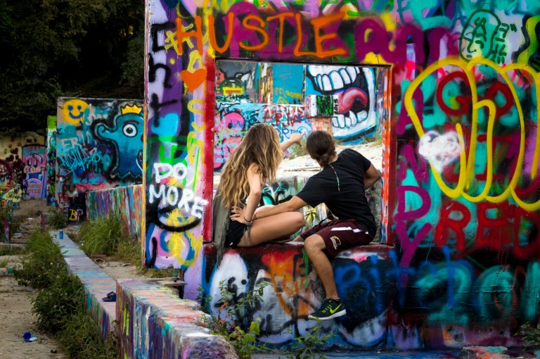 *GraffitiCouple